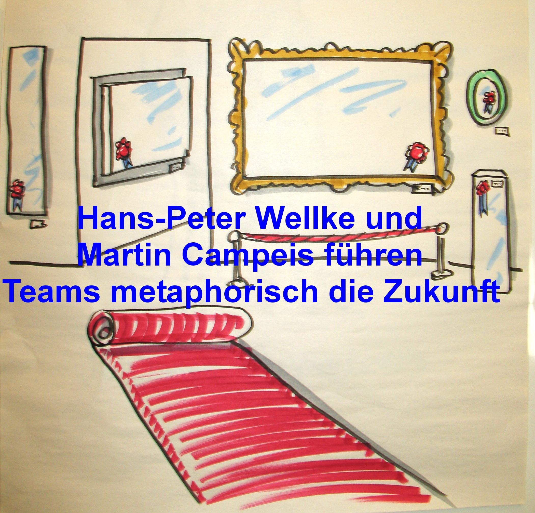 Zukunft visualisieren mit Hans-Peter Wellke und Martin Campeis