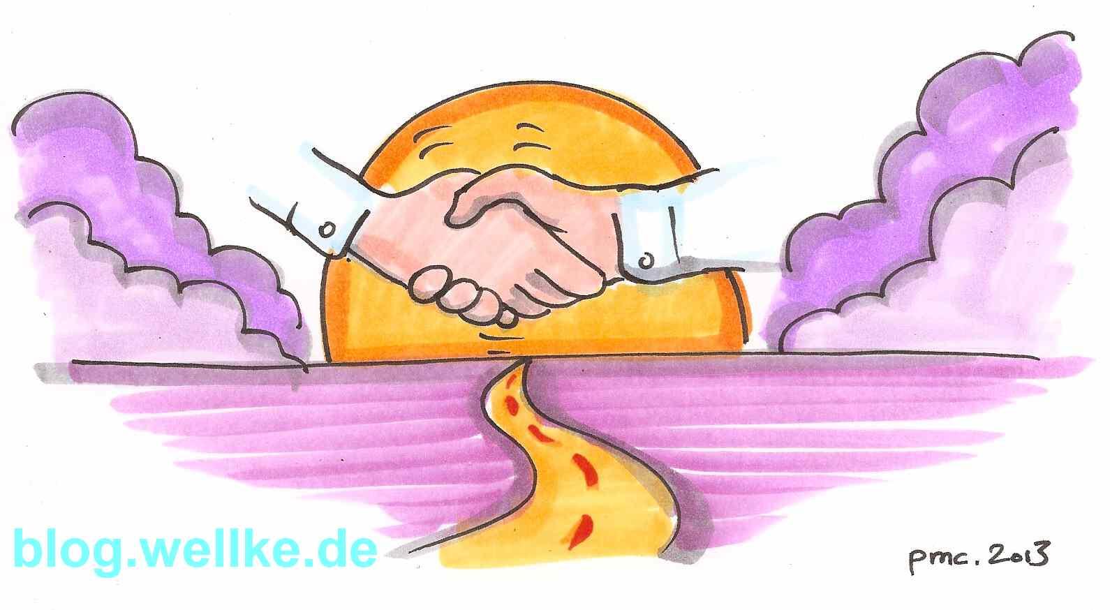 16 - Metapher für Zusammenarbeit und Zukunft_Metaphern und Organisationsentwicklung
