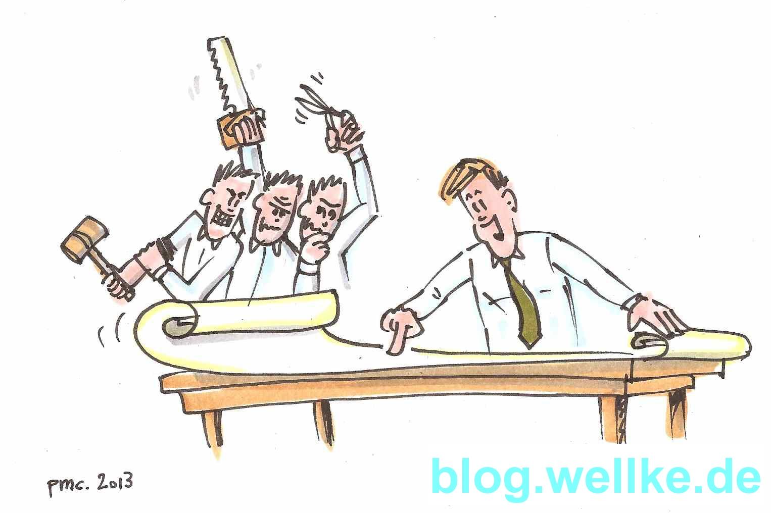 5 - Organisationsentwicklung Überzeugung und Einbindung von Mitarbeitern _Workshop Change Mangement_hans-Peter Wellke_Martin Cambeis