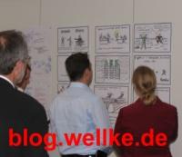 Graphic Recording_Life Visualisierung als Methode zur Führungskräfteentwicklung_Organisationsentwicklung