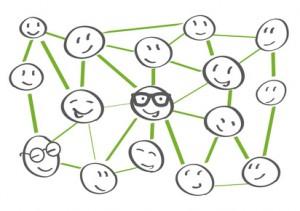 Die Zukunft der Arbeit liegt in Kooperation, Netzwerken, Kollaboration.