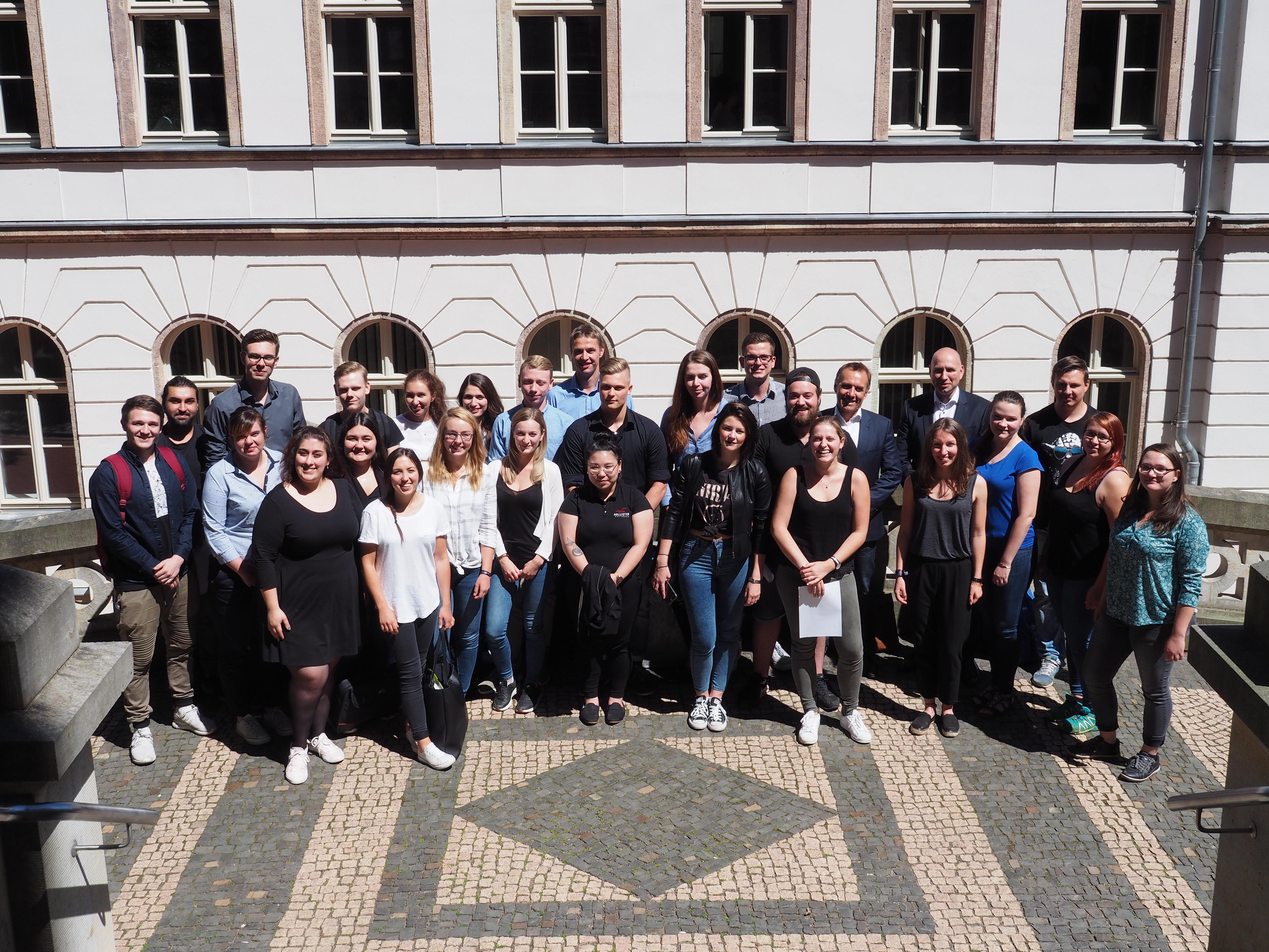 Hochschulkooperation Mittweida – Siemens Real Estate Nordbayern