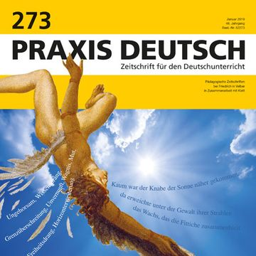 Artikel von mir im Deutschunterricht